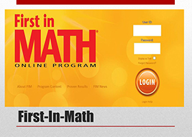 First In Math helps your child get ahead.
